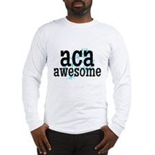 Aca Awesome Long Sleeve T-Shirt