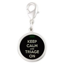 keep calm and triage on larger Charms