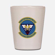32nd Air Refueling Squadron Shot Glass