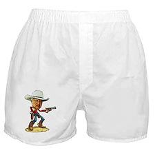 COWBOY BOB Boxer Shorts