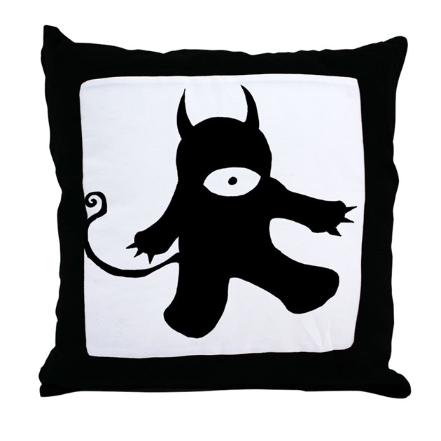Devi - Shirt Pocket Throw Pillow by ADMIN_CP23507152