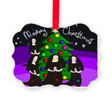 Merry Christmas Picture Ornament