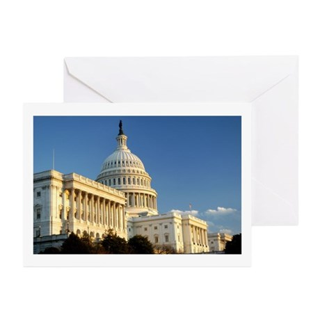 Capital Building Greeting Cards (Pk of 10)