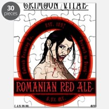 Beer_label_Vampire_noback Puzzle