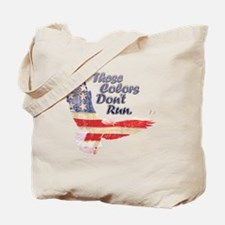 Eagle flag Tote Bag