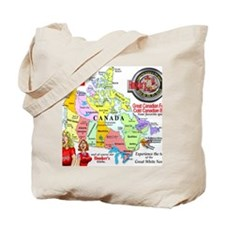 Locations Tote Bag
