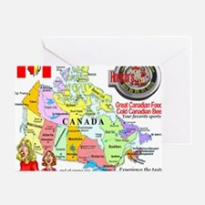 Locations Greeting Card