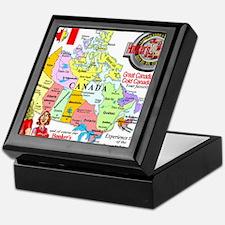 Locations Keepsake Box