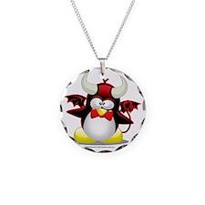 Penguin-Devil Necklace