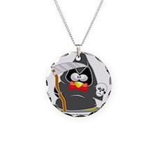 Grim-Reaper-Penguin Necklace