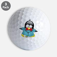 2-Dr-Penquin Golf Ball