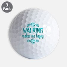 WALKING Golf Ball