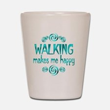 WALKING Shot Glass