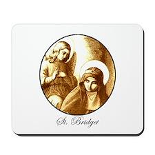 St. Bridget Mousepad