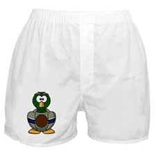 Cartoon Duck Boxer Shorts