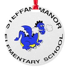 3-steffan logo Ornament