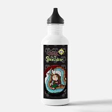 tentacle-MINIPOSTER Water Bottle