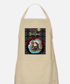 tentacle-MINIPOSTER Apron