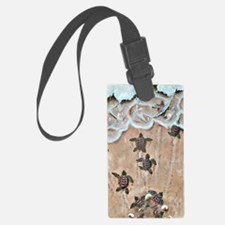 Race To The Sea short Luggage Tag