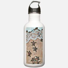 Race To The Sea short Water Bottle