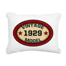 vintage-model-1929 Rectangular Canvas Pillow