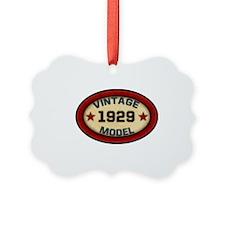 vintage-model-1929 Ornament