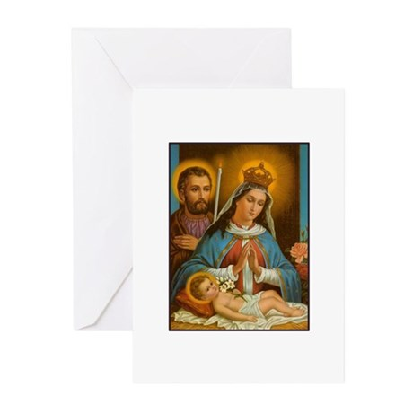 Holy Family - Nativity Greeting Cards (Package of