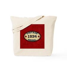 vintage-model-1934_b Tote Bag