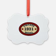 vintage-model-1931 Ornament