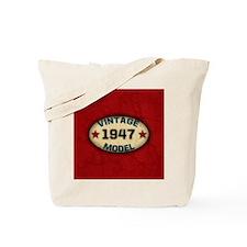 vintage-model-1947_b Tote Bag