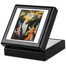 Virgin Mary - The Annunciatio Keepsake Box