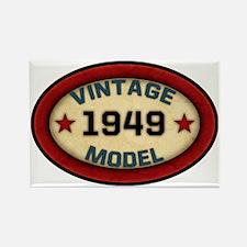 vintage-model-1949 Rectangle Magnet