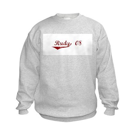 Rudy '08 Kids Sweatshirt