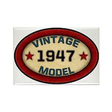 vintage-model-1947 Rectangle Magnet