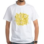 Gold Digger White T-Shirt