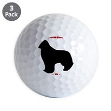 NewfWaterRescue Golf Ball