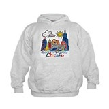 Chicago Hoodies & Sweatshirts