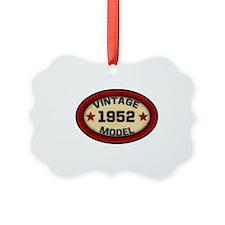 vintage-model-1952 Ornament