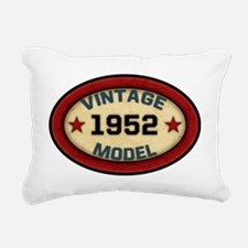 vintage-model-1952 Rectangular Canvas Pillow
