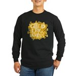 Gold Digger Long Sleeve Dark T-Shirt