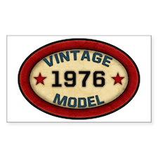 vintage-model-1976 Decal
