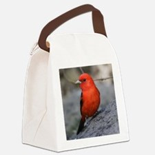 Tanager Canvas Lunch Bag