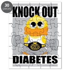 Knock-Out-Diabetes Puzzle