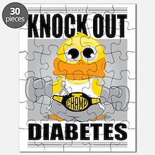 Knock-Out-Diabetes Puzzle