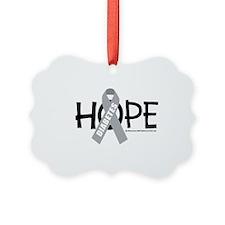 Diabetes-Hope-2 Ornament