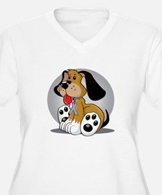 Diabetes-Dog-blk T-Shirt