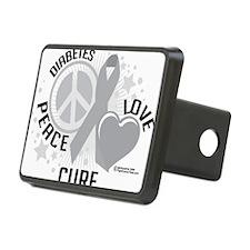 Diabetes-PLC Hitch Cover