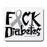 Diabetes Classic Mousepad