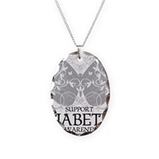 Diabetes-Butterfly Necklace