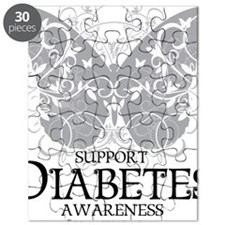 Diabetes-Butterfly Puzzle